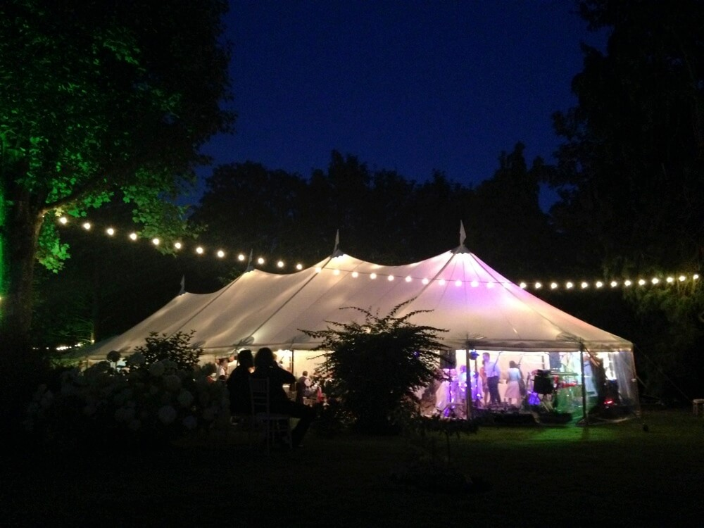 Exterior Marquee Lighting
