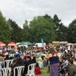 Art Asia (Mela Featival) Food Stalls + Crowd