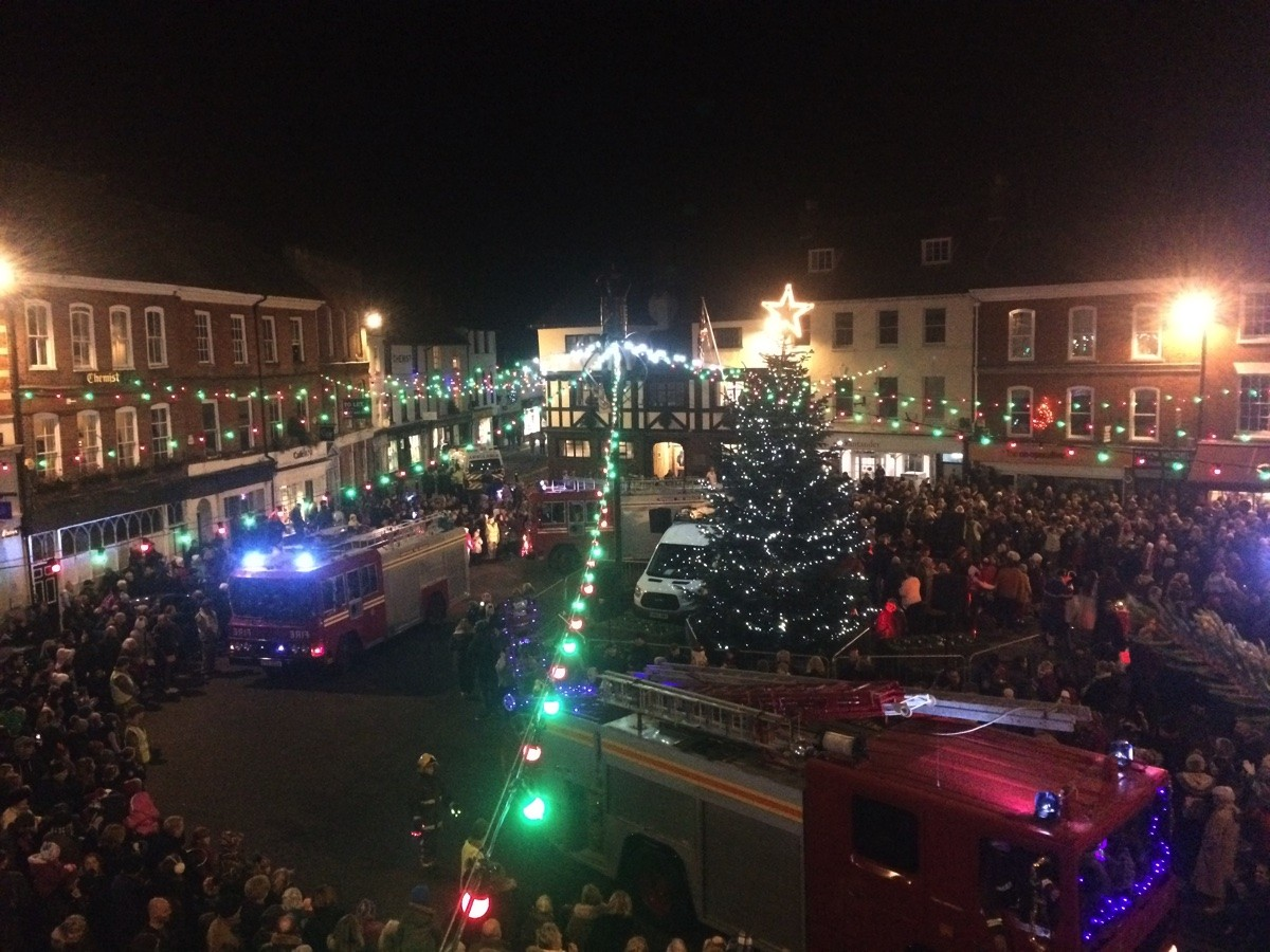 Romsey Town Council Christmas Lights Sjt Services On A T Question Ask Us